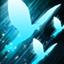 Icone Accelerating Wind Bird