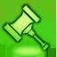 Icone Sharp Hammer