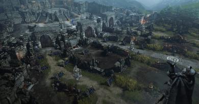Présentation du nouveau champ de bataille : guerre de forteresse !
