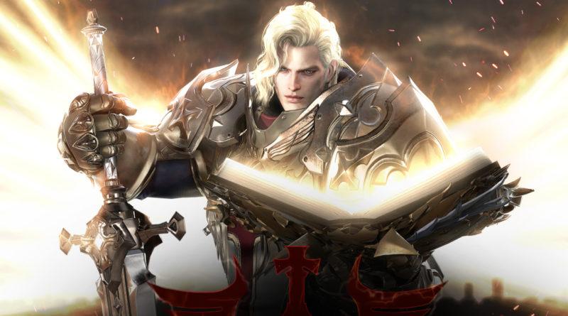 Découvrez le trailer de gameplay du Holy Knight !