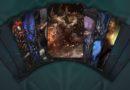Bataille de cartes : emplacements des 22 personnages à affronter